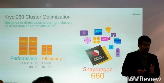 Qualcomm ra mắt Snapdragon 630 và 660 - 187376