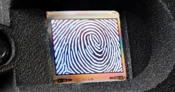 OLED Microdisplays có thể mở đường cho máy quét vân tay thế hệ tiếp theo