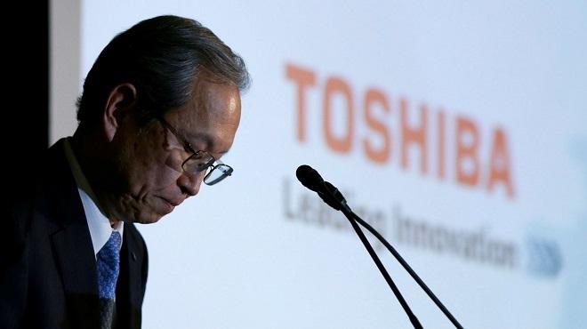 Toshiba - Hào quang đã mất