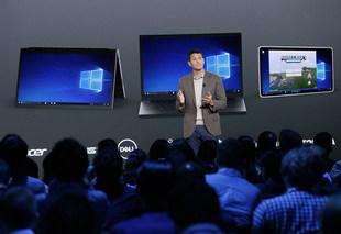 """Chrome khó """"cập bến"""" Windows 10 S kể cả khi Google nóng lòng"""
