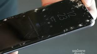 SquareTrade: Samsung Galaxy S8 là điện thoại dễ vỡ nhất mọi thời đại