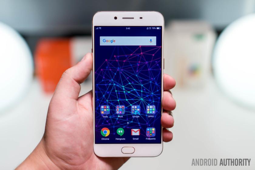 OPPO R9s là điện thoại Android bán chạy nhất thế giới vào quý 1/2017