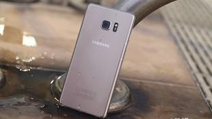 Giá Galaxy Note 7R chỉ bằng phân nửa Note 7?