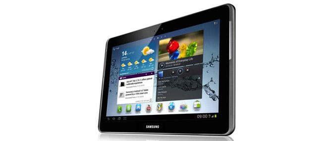 Samsung Galaxy Tab 2 10.1: Có gì khác biệt?
