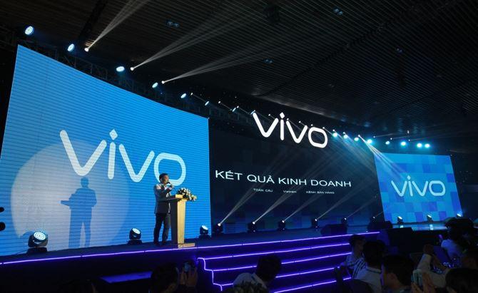 Vivo chính thức hợp tác với chuỗi bán lẻ FPT Shop