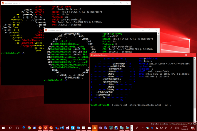 Linux sẽ có mặt trên Windows Store