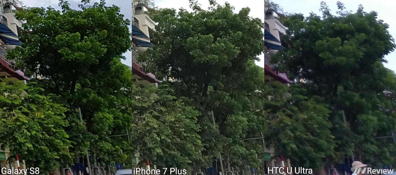 Đọ chi tiết camera: Galaxy S8, iPhone 7 Plus và HTC U Ultra - ảnh 24