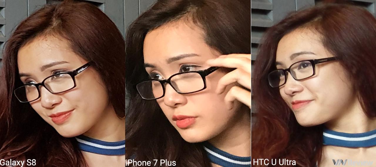 Đọ chi tiết camera: Galaxy S8, iPhone 7 Plus và HTC U Ultra - ảnh 29