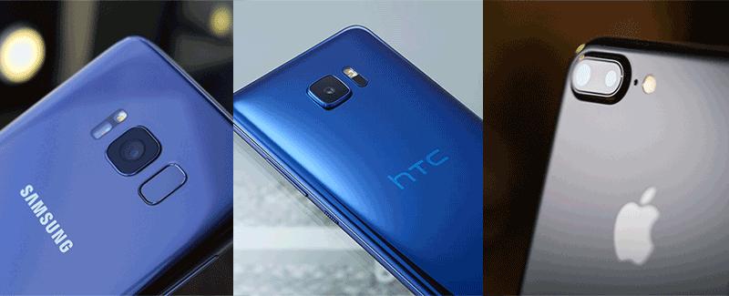 Đọ chi tiết camera: Galaxy S8, iPhone 7 Plus và HTC U Ultra - ảnh 1