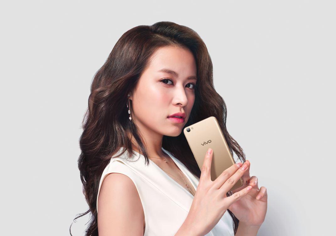 Vivo V5s có giá 7 triệu đồng: 64GB ROM, camera selfie 20MP