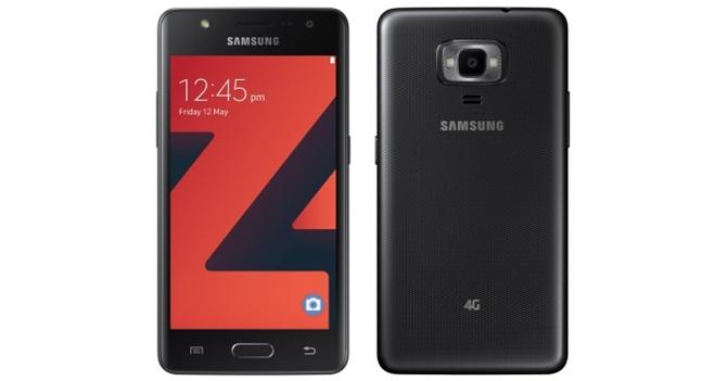 Samsung Z4 chính thức ra mắt chạy hệ điều hành Tizen 3.0