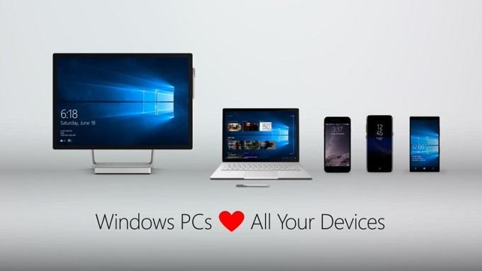 """Microsoft: Không đấu lại được Android, iOS thì """"yêu"""" thôi"""