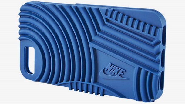 Nike ra mắt ốp lưng hình đế giày cho iPhone 7