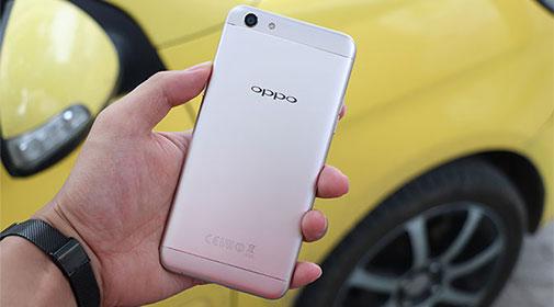 Đánh giá Oppo F3