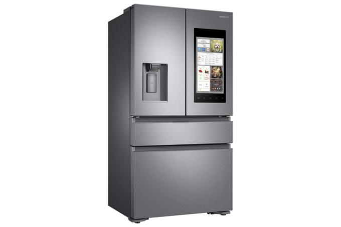Thiết bị kế tiếp được hỗ trợ phần mềm trợ lí ảo Bixby sẽ là..... tủ lạnh
