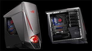 Asus giới thiệu ROG PC GT51CH: máy bàn chơi game mạnh mẽ giá 60 triệu