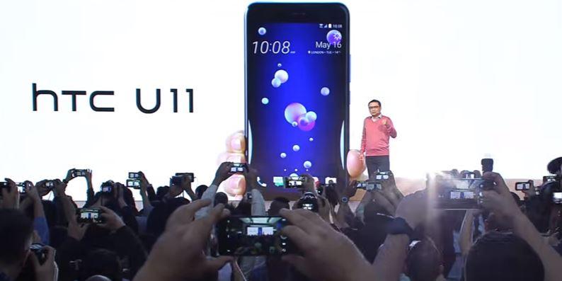 Xem HTC tường thuật trực tiếp sự kiện ra mắt HTC U11