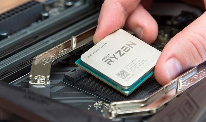 Intel có Core i9 thì AMD cũng có Ryzen 9 Threadripper - 188306
