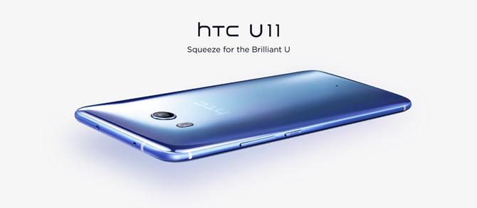 HTC U11 sở hữu tính năng ghi âm rất thú vị và sáng tạo