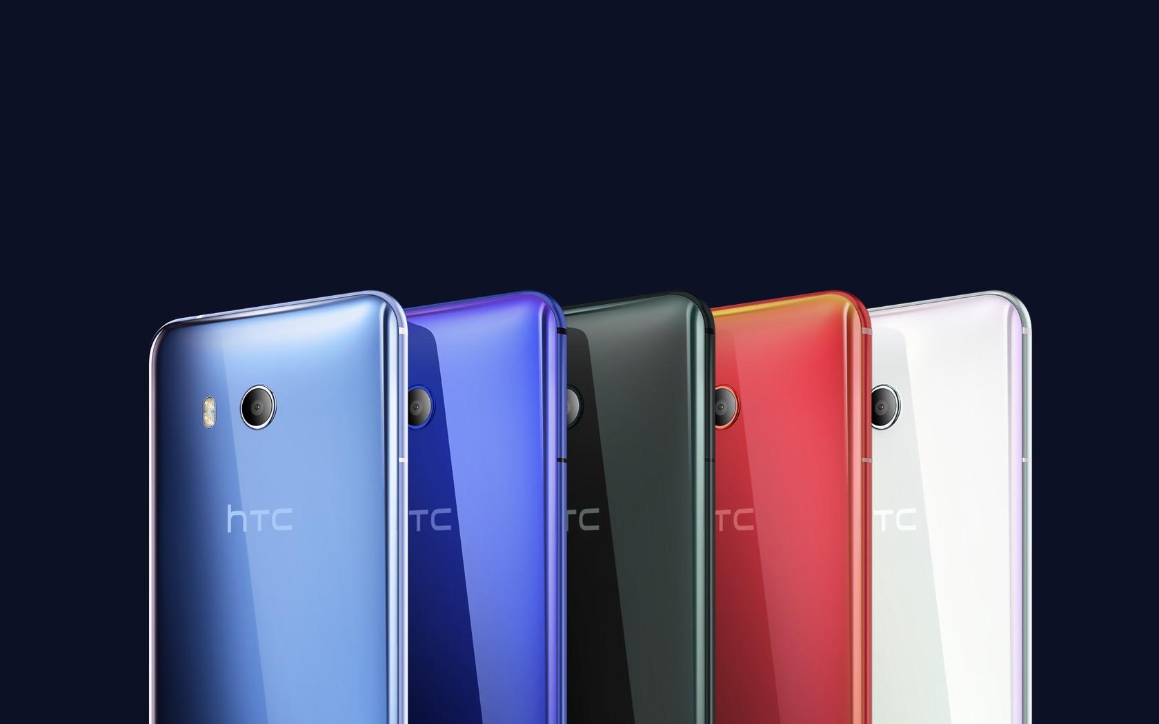 Loạt video trình diễn những tính năng nổi bật của HTC U11
