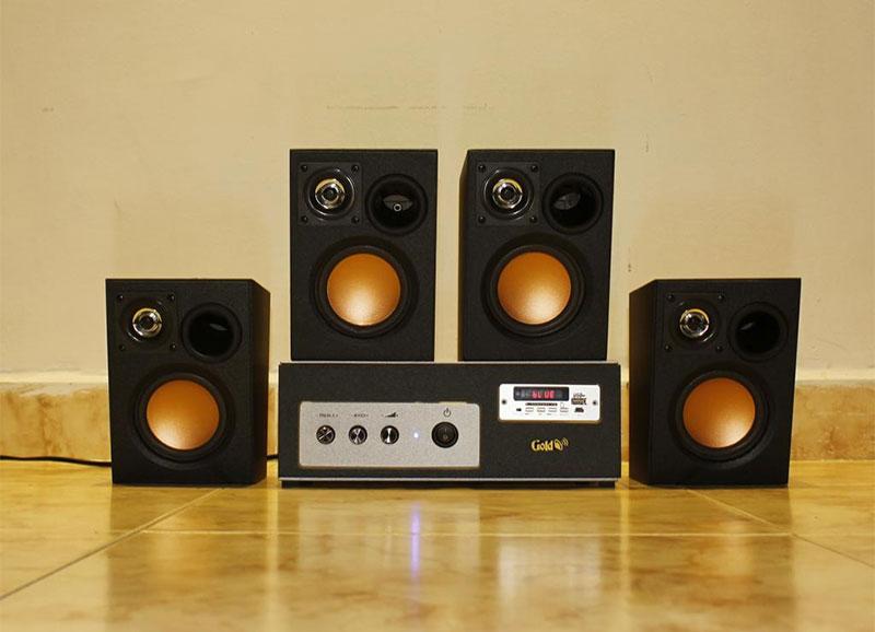 GoldSound giới thiệu Gold4Cafe: bộ âm thanh trọn gói cho quán cà phê, nhà hàng