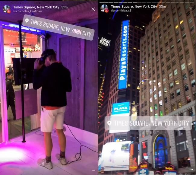 Instagram thử nghiệm tính năng tổng hợp câu chuyện theo địa điểm