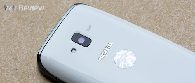 Đánh giá Nokia Lumia 610