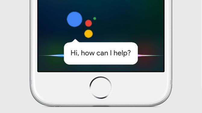 Google Assistant đã có mặt trên iOS