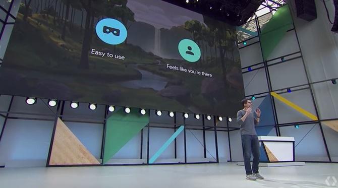 Google, HTC, Lenovo tham gia phát triển thiết bị đeo hỗ trợ nền tảng Daydream