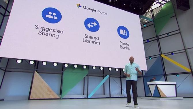 Google Photos bổ sung 3 tính năng chia sẻ mới với sự giúp sức của AI