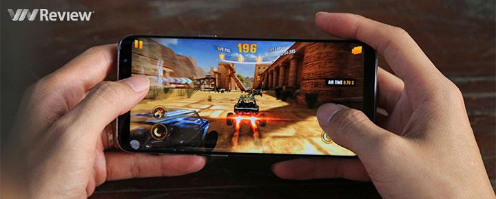 Đánh giá pin Samsung Galaxy S8 và S8+ ở cả 3 độ phân giải màn hình