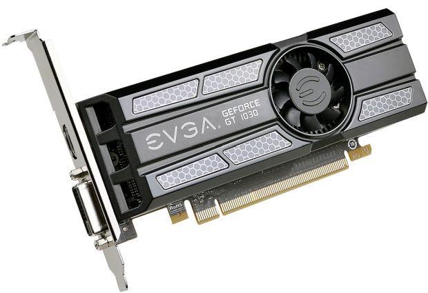 Nvidia lặng lẽ bán ra GeForce GT 1030, cạnh tranh Radeon RX 550
