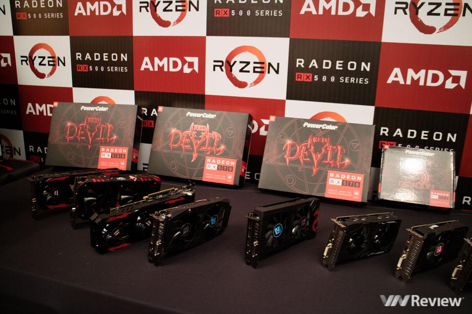 AMD giới thiệu vi xử lý Ryzen và card đồ họa Radeon RX 500 tại Việt Nam - ảnh 7