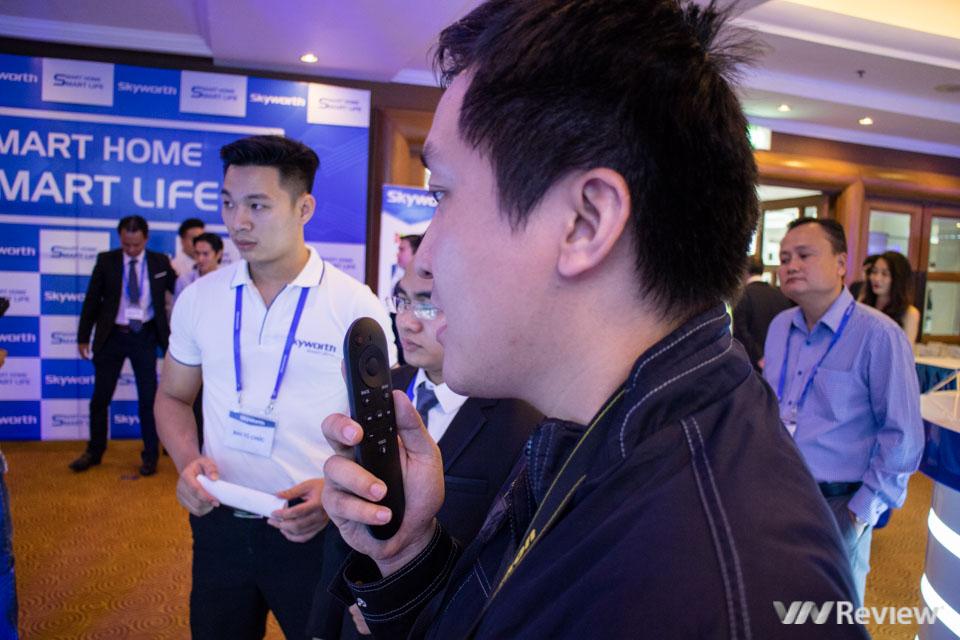 Skyworth giới thiệu U4: TV 4K HDR dùng Android, giá rẻ hơn hãng khác 30% - ảnh 3