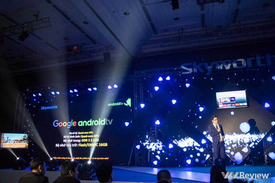 Skyworth giới thiệu TV U4: lần đầu dùng Android, hỗ trợ nhận diện giọng nói - ảnh 4