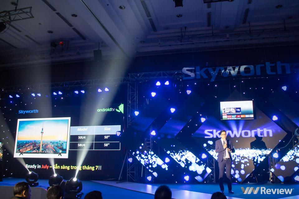 Skyworth giới thiệu TV U4: lần đầu dùng Android, hỗ trợ nhận diện giọng nói - ảnh 5