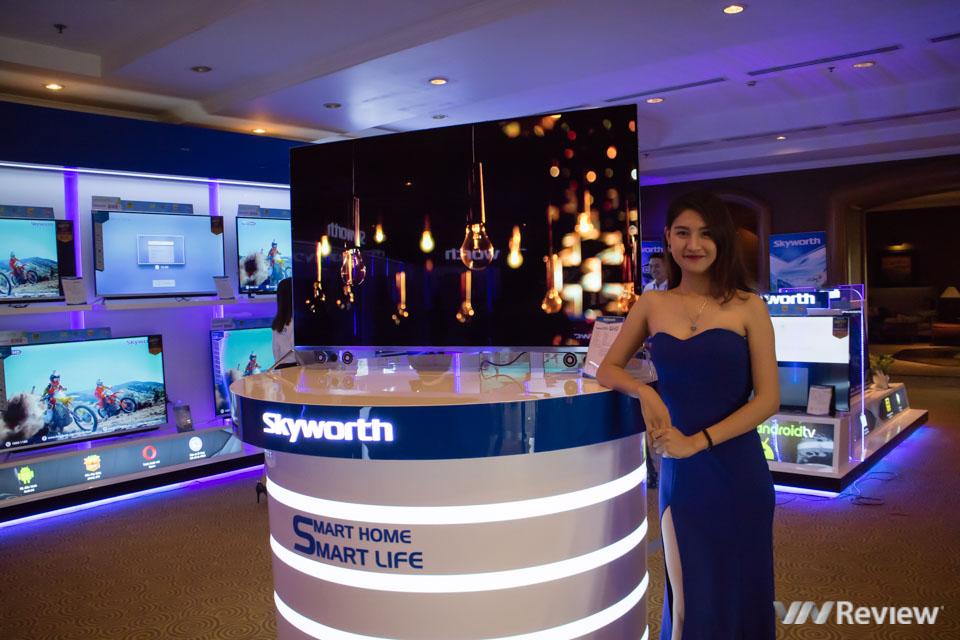 Skyworth giới thiệu U4: TV 4K HDR dùng Android, giá rẻ hơn hãng khác 30% - ảnh 9