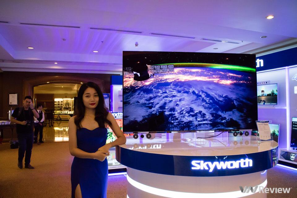 Skyworth giới thiệu U4: TV 4K HDR dùng Android, giá rẻ hơn hãng khác 30% - ảnh 10