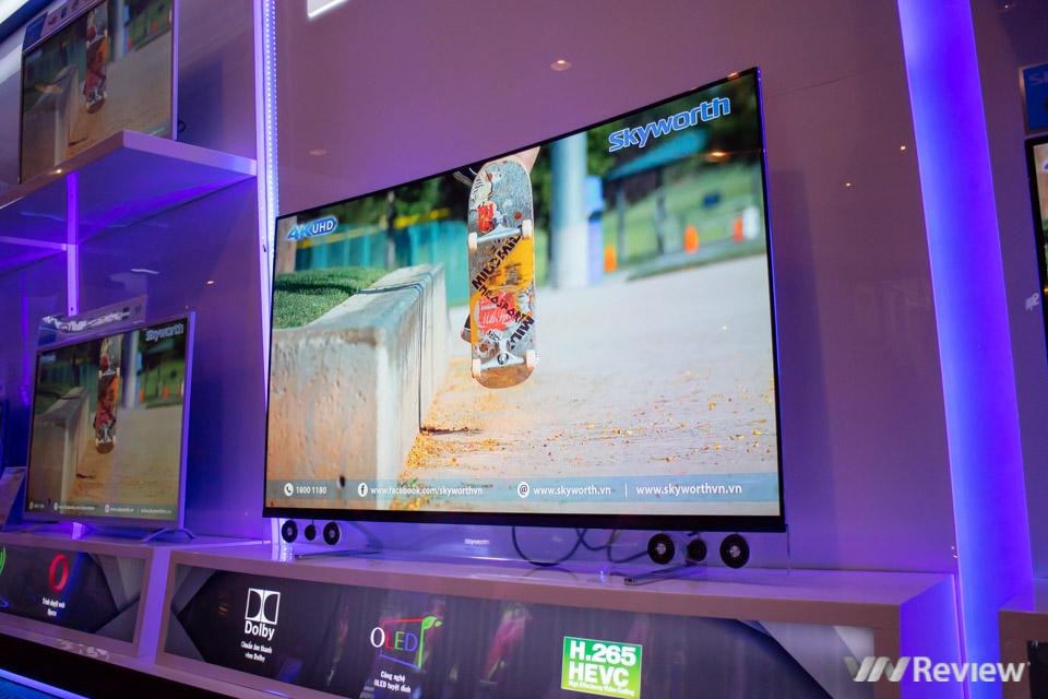 Skyworth giới thiệu U4: TV 4K HDR dùng Android, giá rẻ hơn hãng khác 30% - ảnh 15