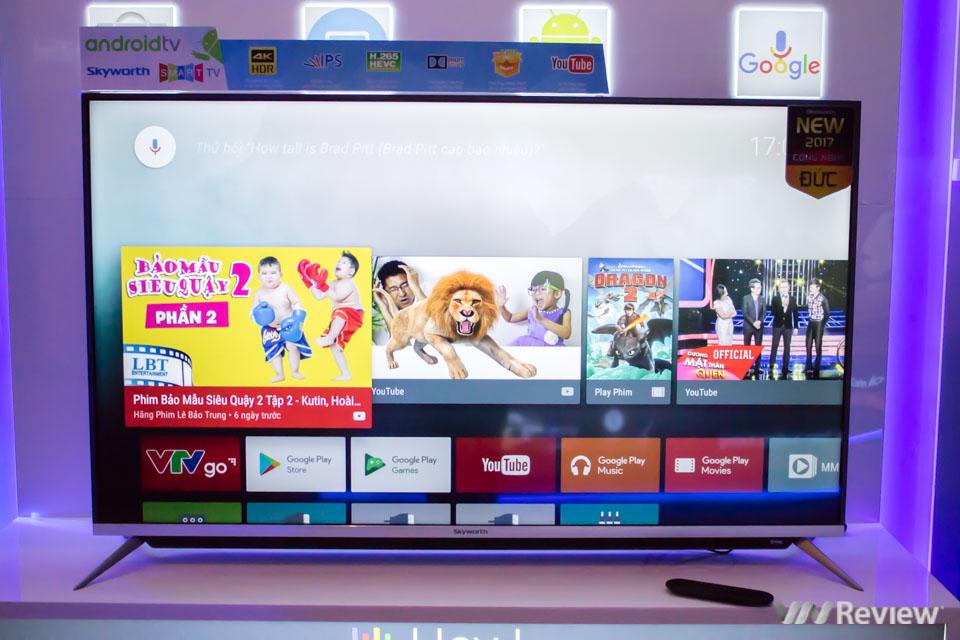 Skyworth giới thiệu TV U4: lần đầu dùng Android, hỗ trợ nhận diện giọng nói - ảnh 16