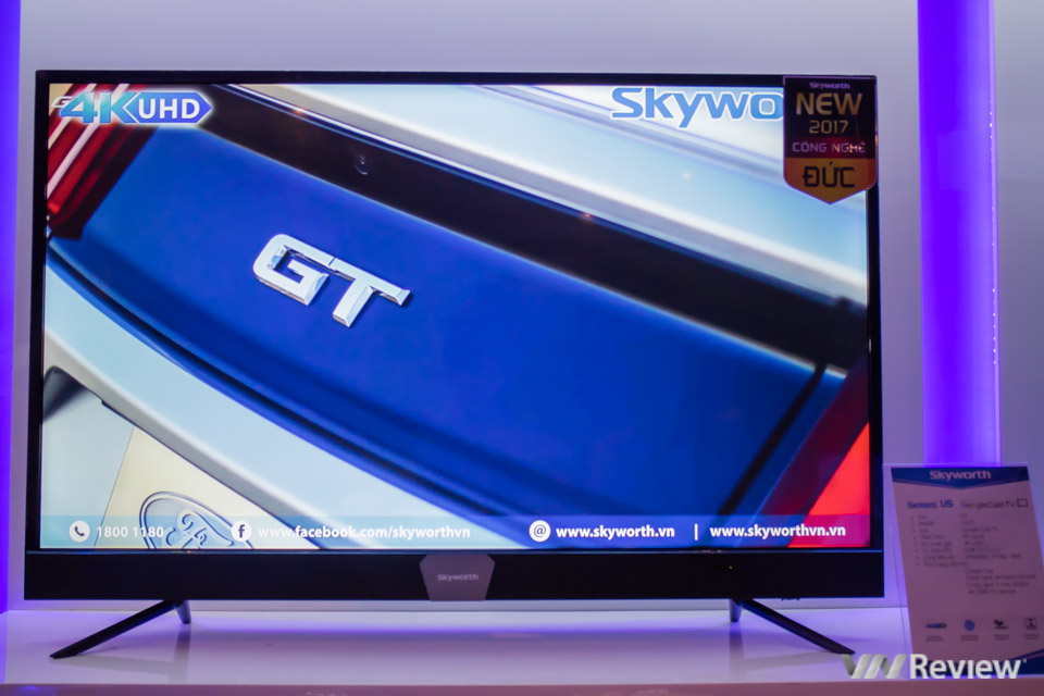 Skyworth giới thiệu TV U4: lần đầu dùng Android, hỗ trợ nhận diện giọng nói - ảnh 18