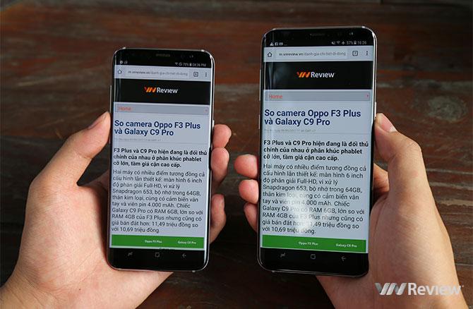 DOANH NHÂN Galaxy S8 và S8+ : về 20c giá nhập RẺ QUYẾN RŨ khách !!! - 23