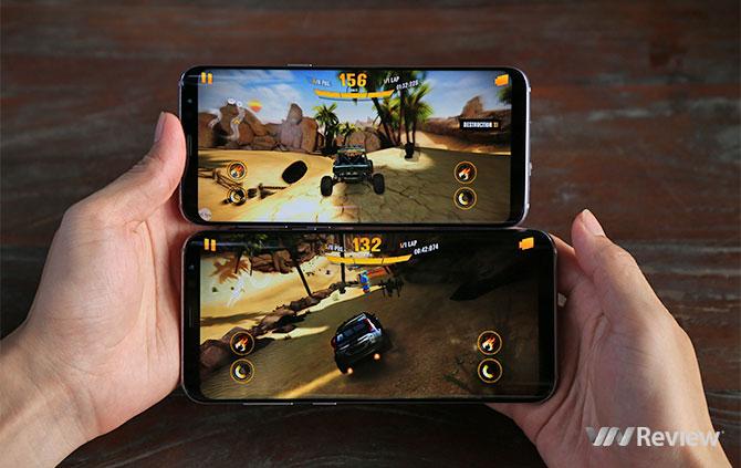 DOANH NHÂN Galaxy S8 và S8+ : về 20c giá nhập RẺ QUYẾN RŨ khách !!!