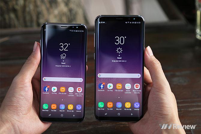 DOANH NHÂN Galaxy S8 và S8+ : về 20c giá nhập RẺ QUYẾN RŨ khách !!! - 17