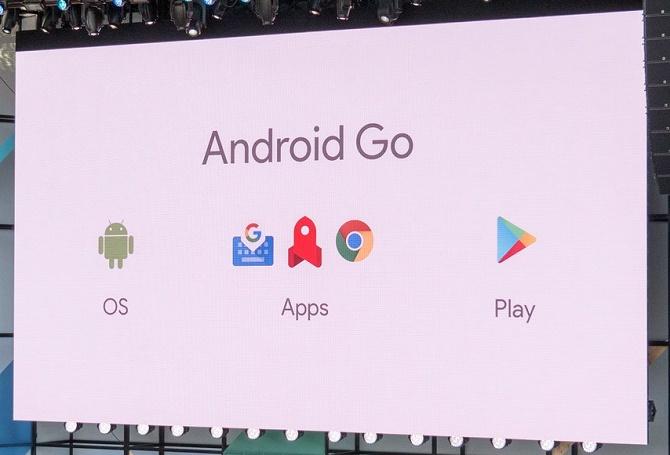 """Bạn khó có thể không liên tưởng tới thất bại cay đắng của Android One khi Google công bố Android Go tại sự kiện I/O năm nay. Tham vọng nào đứng sau quyết tâm """"cố đấm ăn xôi"""" của gã khổng lồ di động?"""