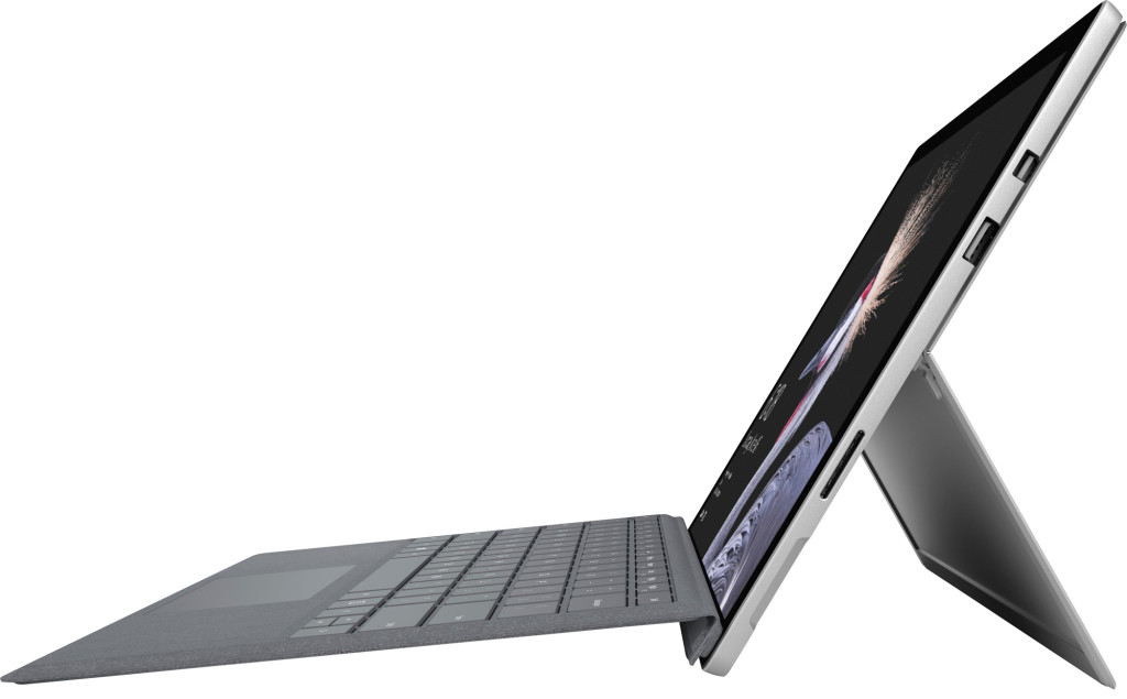 Surface Pro mới lộ diện, không dùng USB-C
