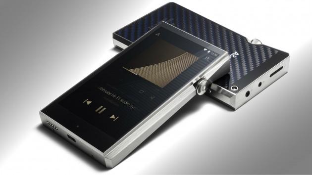 Astell & Kern ra mắt máy nghe nhạc cao cấp giá 3.499 USD