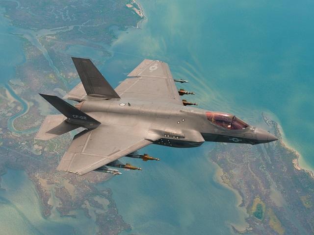 Vì sao Nga, Trung Quốc không thể chặn được F-35 - 189935