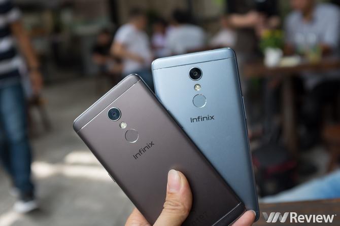 Infinix S2 Điện thoại selfie góc rộng 135 độ - 189945