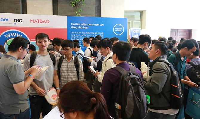 Vietnam Mobile Day 2017: Nền tảng di động là tương lai của sự phát triển doanh nghiệp
